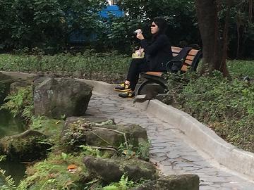 台北公園のリス.png